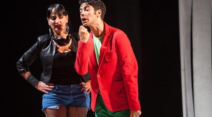 Cantami o Diva al Teatro Bolivar