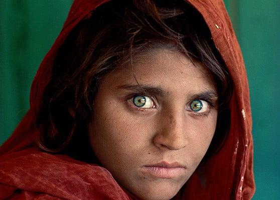 Steve McCurry, la sua arte fotografica senza confini