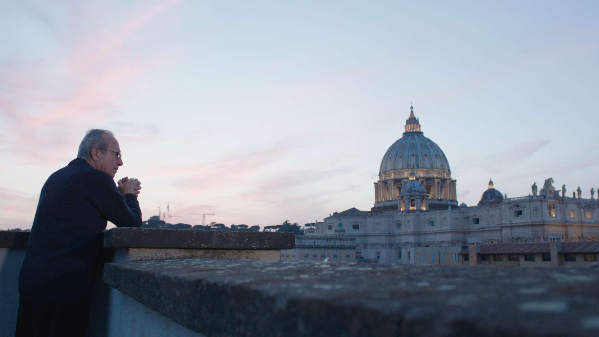 """""""Francesco, il Papa della gente"""", la prima serie tv sulla vita di Papa Bergoglio"""