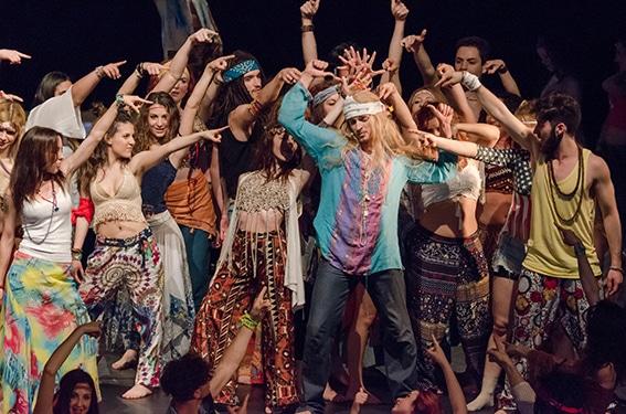 Hair, il musical rock debutta a Milano il prossimo 28 gennaio