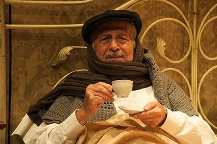 """Luigi De Filippo al Teatro Verdi di Salerno con """"Natale in casa Cupiello"""""""