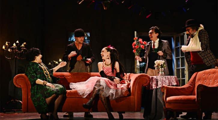 Al Teatro Bellini Filippo Dini è Ivanov Di Cechov