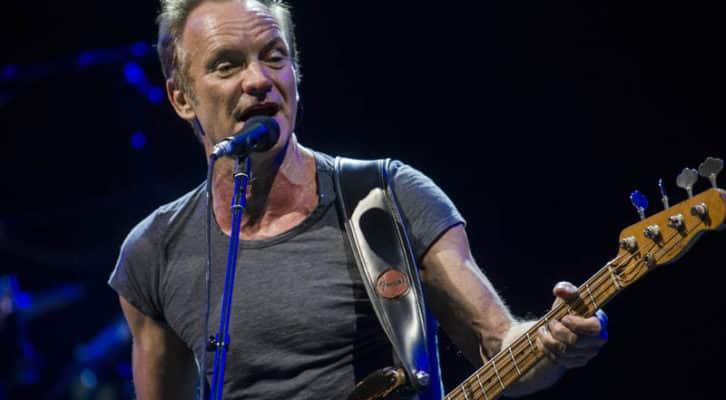 """Sting candidato agli Oscar per il brano originale """"The Empty Chair"""""""