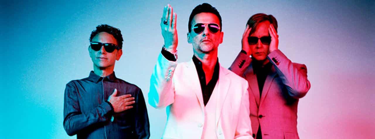 """Depeche Mode, in radio e in digitale il nuovo singolo """"Where's the revolution"""""""