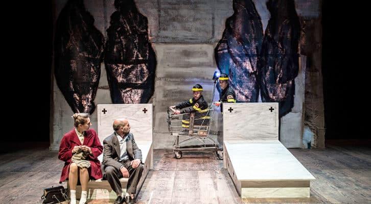 Al Teatro Nuovo di Napoli l'Amore secondo Scimone e Sframeli
