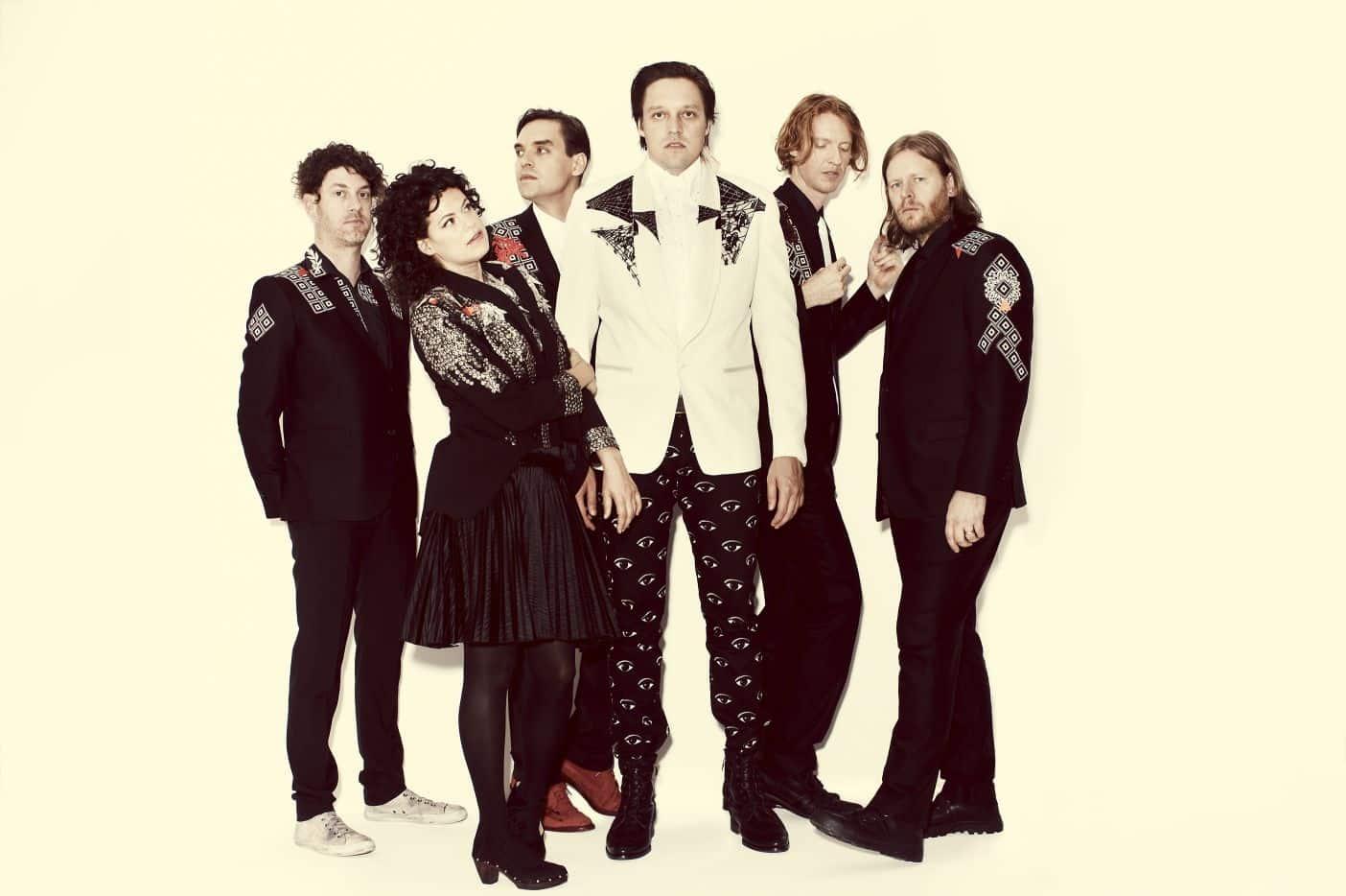 Gli Arcade Fire tornano in Italia per due date imperdibili