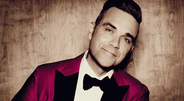 """Robbie Williams: """"The Heavy Entertainment Show"""" riceve la certificazione oro anche in Italia"""