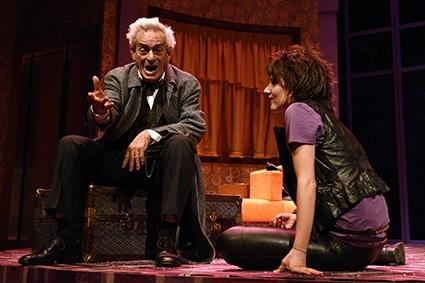 """Al Teatro Mercadante, un grande Eros Pagni in """"Minetti"""" di Thomas Bernhard"""