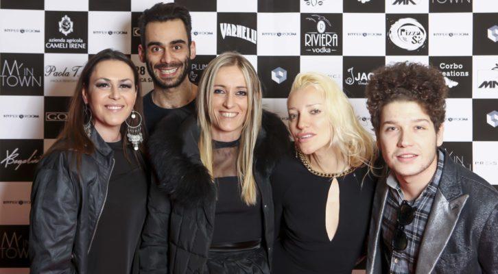 Grande successo per il l'evento milanese organizzato dalla fashion designer Chiara Carradori