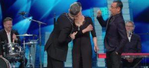 Festival di Sanremo 2017: seconda serata all'insegna delle illusioni (robbie williams 300x138)