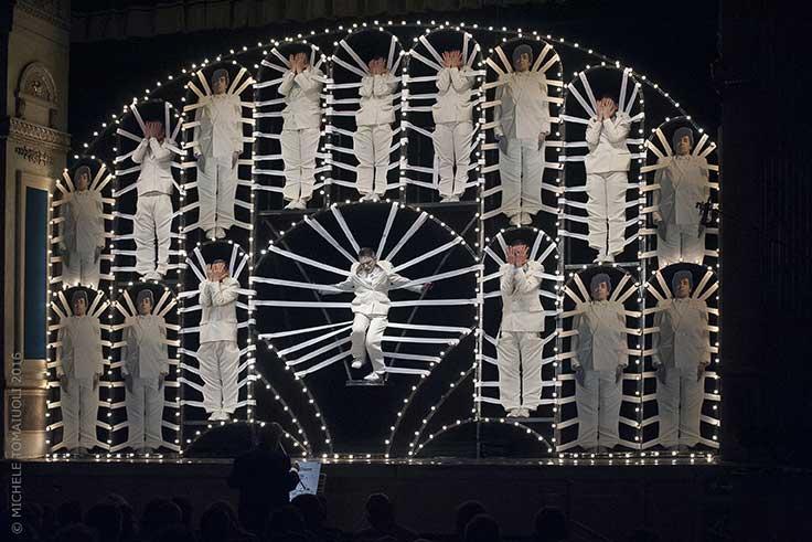 """In scena al Teatro Vascello di Roma """"Bersaglio su Molly Bloom"""" diretto da Marco Isidori"""