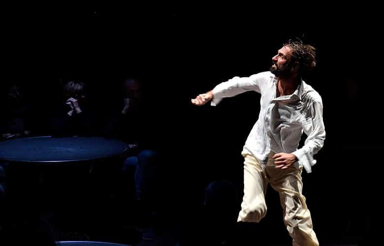 Al Teatro Vascello di Roma, Il Dio di Roserio di Giovanni Testori