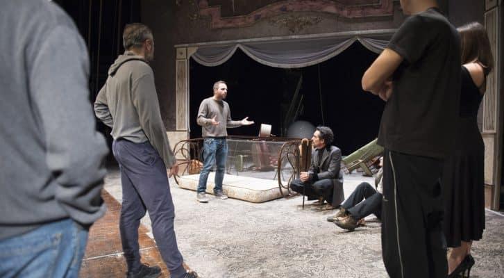 Il Giocatore chiude la Trilogia della libertà. In scena al Teatro Bellini, con la regia di Gabriele Russo