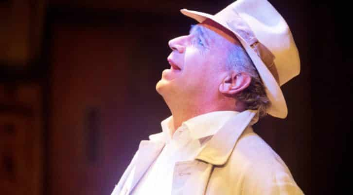 Al Teatro delle Palme, Geppy Glejeses è Il Bugiardo di Goldoni