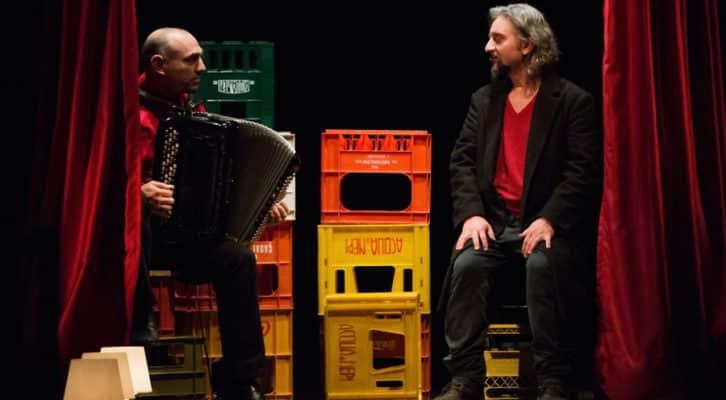 """Ascanio Celestini chiude la stagione del Teatro Nuovo con """"Laika"""""""