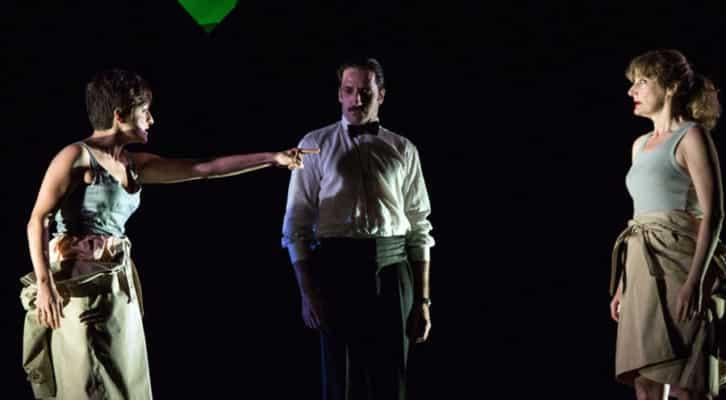 """Al Teatro Nuovo """"La Riunificazione Delle Due Coree"""" di Pommerat"""