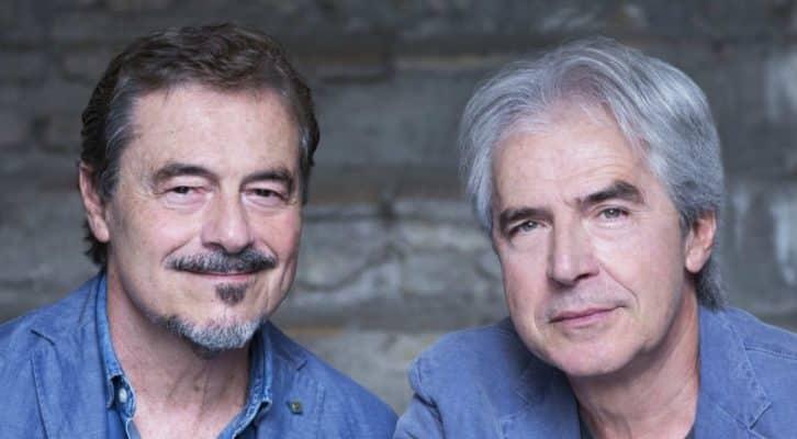 """Intervista a Massimo Dapporto. L'attore in coppia con Tullio Solenghi, al Teatro Quirino con lo spettacolo """"Quei due"""""""