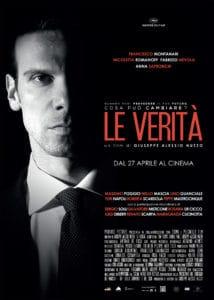 """Nelle sale """"Le verità"""", opera prima del regista Giuseppe Alessio Nuzzo (Manifesto Le Verita 214x300)"""