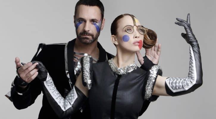 Raoul Bova e Chiara Francini, due personaggi alla ricerca della felicità