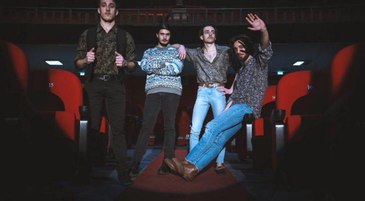 I Roadhouse Crow tornano sulle scene con un nuovo lavoro discografico
