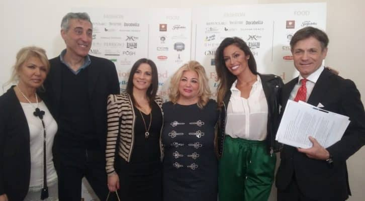 """Le Eccellenze Campane Fashion & food"" inaugurano a Napoli il tour 2017"