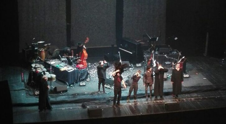 Vinicio Capossela al Teatro Regio di Parma
