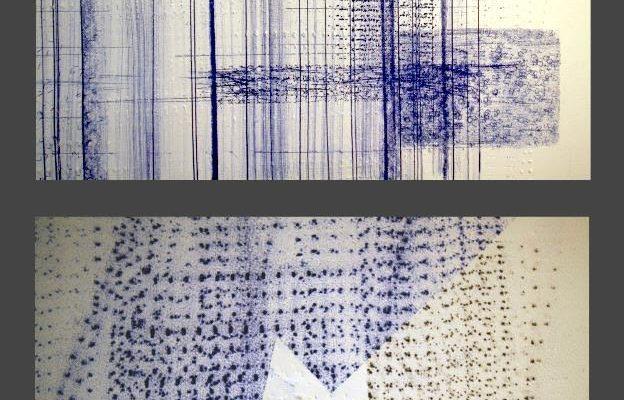 """""""I segni del tempo"""", la mostra di Antonio Carbone a cura di Laura Turco Liveri"""