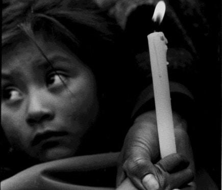 """""""Los ojos de los pobres"""", la mostra fotografica di Joan Guerrero"""
