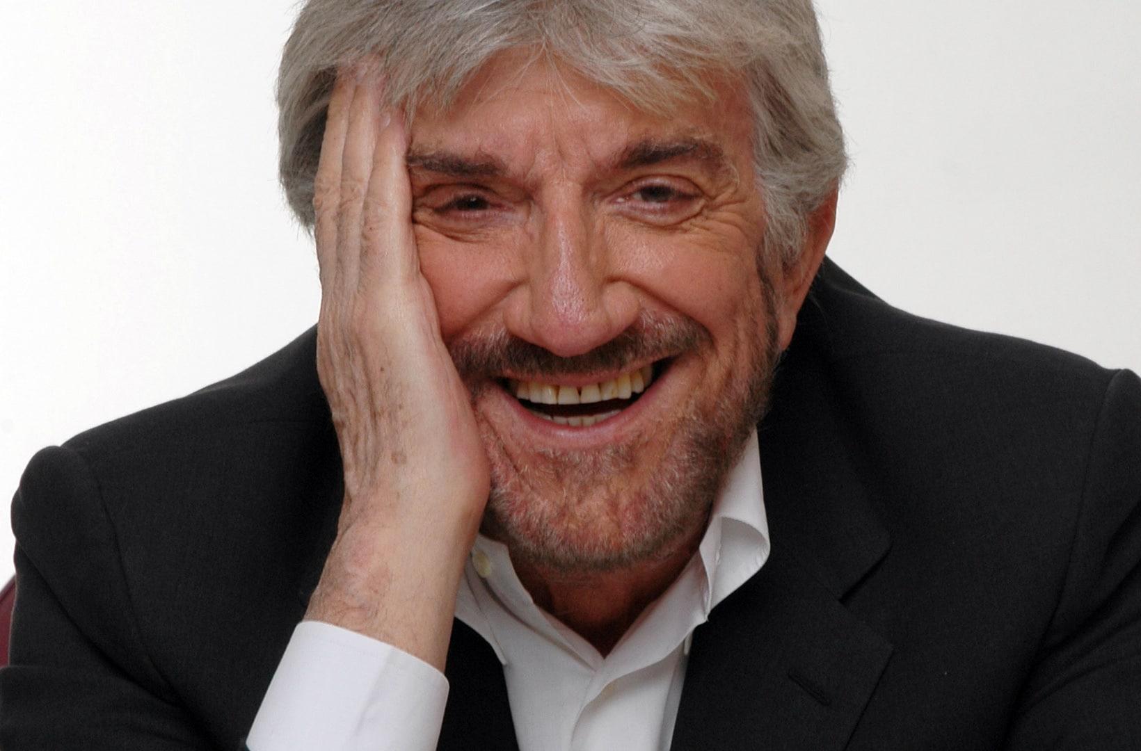 Addio Gigi Proietti: ci ha lasciati nel giorno del suo compleanno