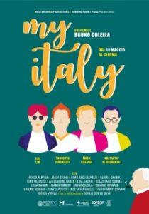 My Italy da oggi al cinema: la nostra recensione (my italy 210x300)
