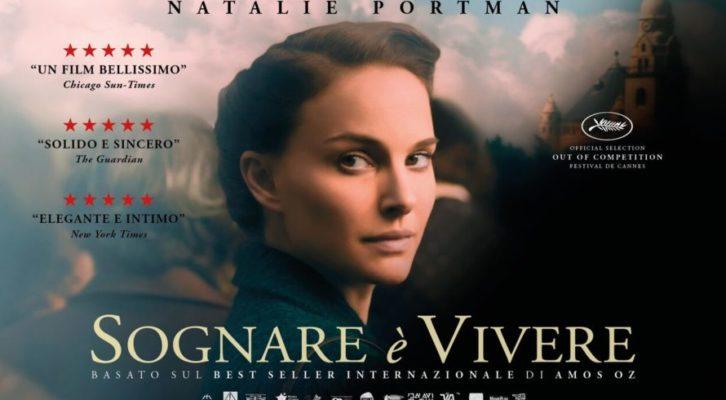 """""""Sognare e Vivere"""", prossimamente nelle sale il film del Premio Oscar Natalie Portman"""