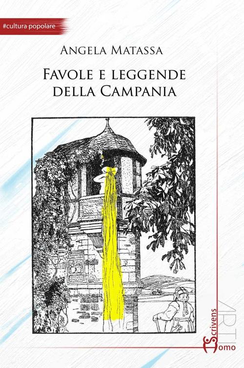 Favole e leggende della Campania, il nuovo libro di Angela Matassa
