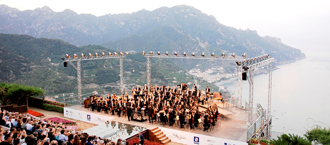 Presentato il programma della 65esima edizione del Ravello Festival