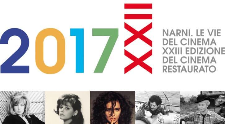 """""""Narni. Le Vie del Cinema"""", la 23esima edizione della rassegna di cinema restaurato"""