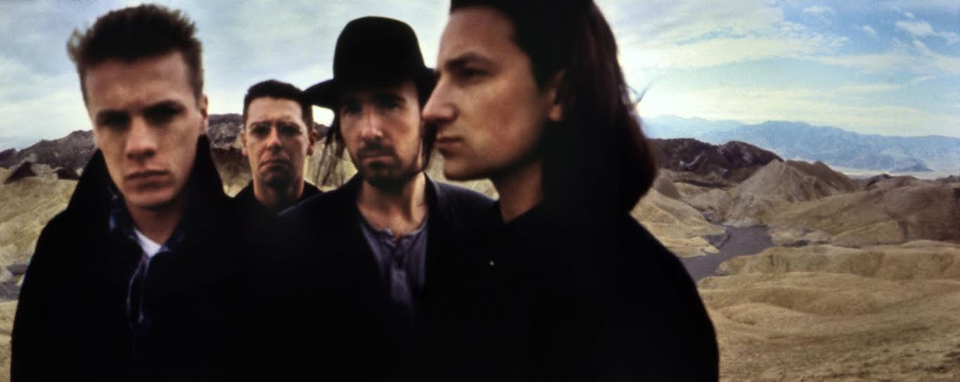 "U2: il nuovo album  ""The Joshua Tree – 30 Years"""