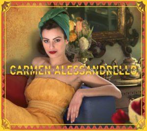 """""""Al centro esatto di una nuvola"""", l'esordio discografico di Carmen Alessandrello (Alessandrello cover 300x269)"""