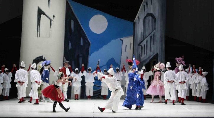 Al Teatro Grande di Pompei Picasso in danza