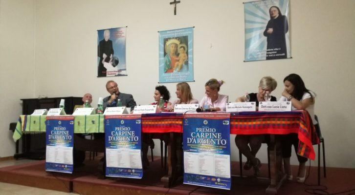 Presentata l'ottava edizione del Premio Carpine D'Argento