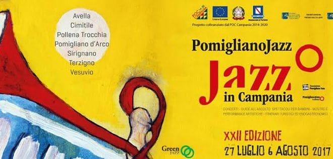 Pomigliano Jazz in Campania, tutto pronto per la ventiduesima edizione