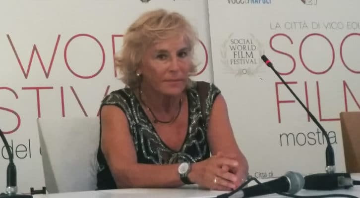 Social World Film Festival: Cinzia TH Torrini al lavoro su una storia di artigiani