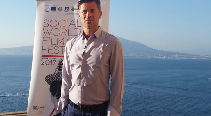 """Fabio Fulco, l'attore in autunno sarà nella quarta stagione de """"Le tre rose di Eva"""""""