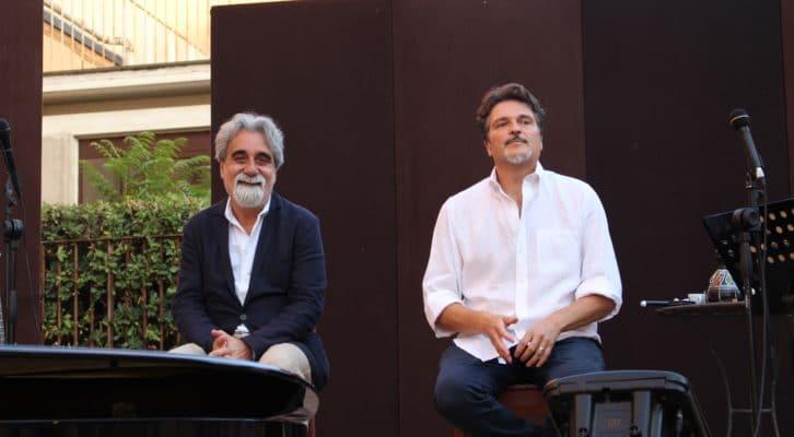 """Peppe Vessicchio presenta il libro """"La musica fa crescere i pomodori"""""""