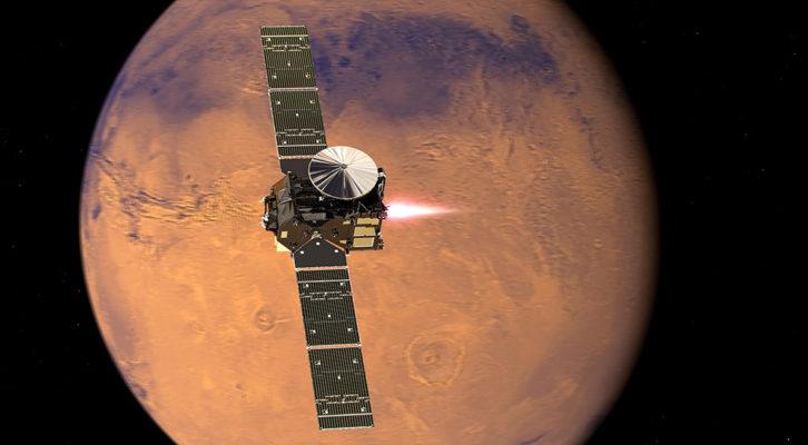 Una missione per portare campioni di Marte sulla Terra