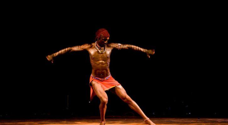 Ethnos: protagonista la danza con Ziya Azazi e Anuang'a Fernando
