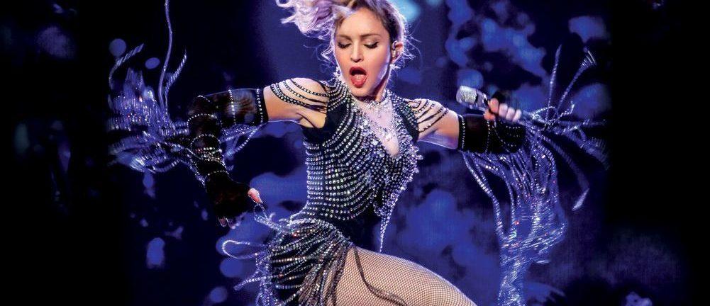 Madonna: il live del trionfale Rebel Heart Tour