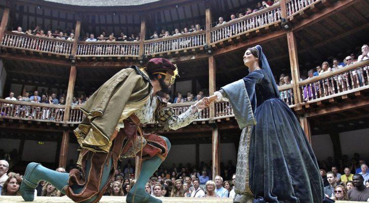 Playing Shakespeare, la storia del Globe Theatre