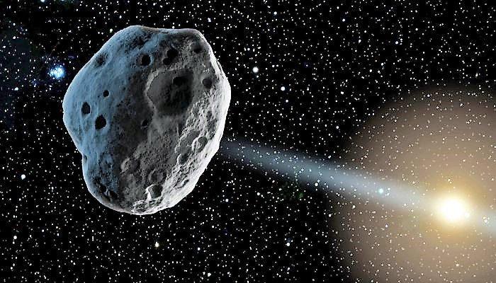 Un mega asteroide di passaggio vicino alla Terra