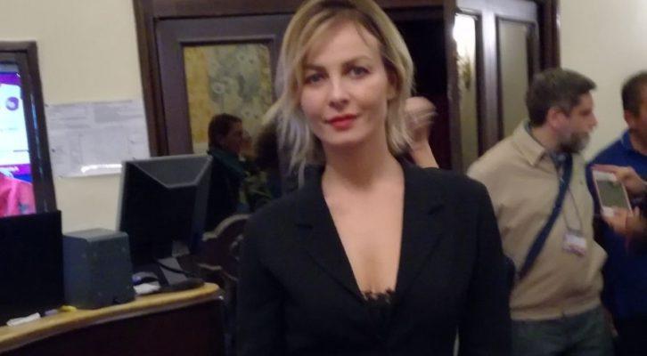 Violante Placido apre ufficialmente la diciannovesima edizione del Napoli Film Festival