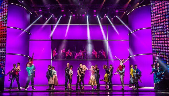 """""""Grease"""" con Gugliemo Scilla apre la nuova stagione del Teatro Sistina"""