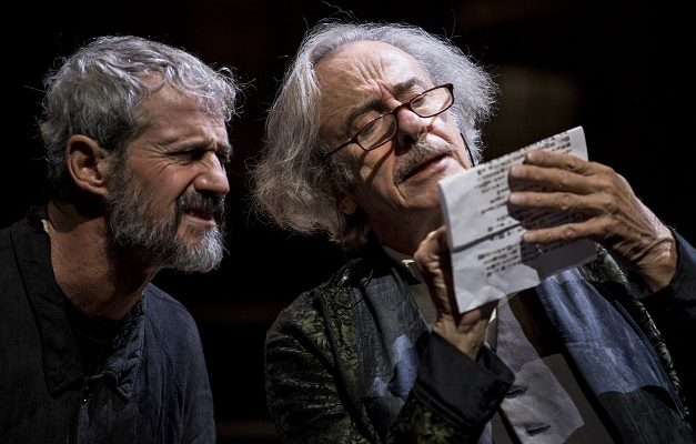"""Il Teatro San Ferdinando riparte con """"Uscita di emergenza"""" di Santanelli"""